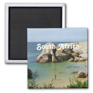 South African Coast Fridge Magnets