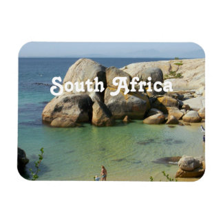 South African Coast Flexible Magnet