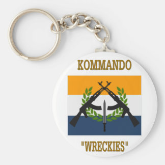 SOUTH AFRICAN COMMANDOS KEY CHAIN