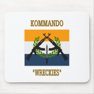 SOUTH AFRICAN COMMANDOS MOUSE PAD