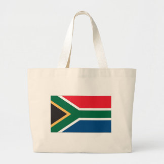 South African Flag Tote Bags