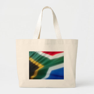 South African Flag Tote Bag