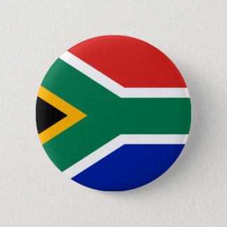 South African Flag Button
