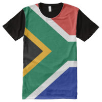 South African Flag full All-Over-Print T-Shirt