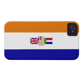 South African Flag iPhone 4 Case-Mate Case