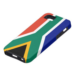 South African Flag iPhone 5 Case