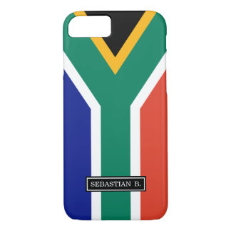 South African Flag iPhone 8/7 Case