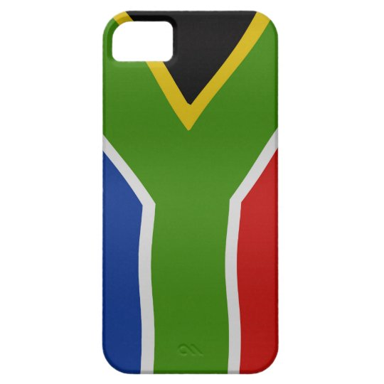 South African flag iPhone SE/5/5s Case