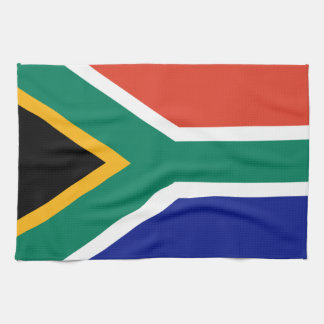South African Flag Kitchen Towel