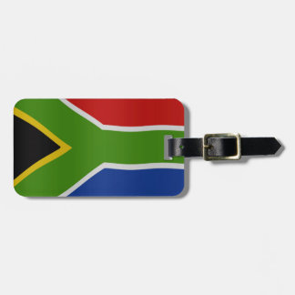 South African flag Tags For Luggage