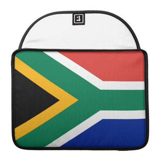 South African Flag MacBook Pro Sleeve