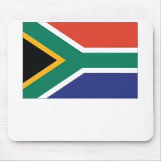 South African Flag Mouse Pad