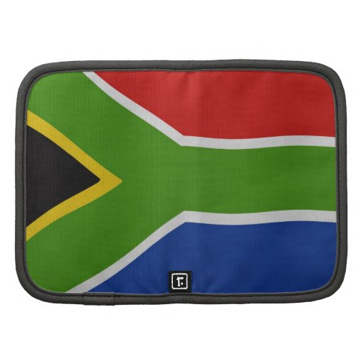 South African flag Planner