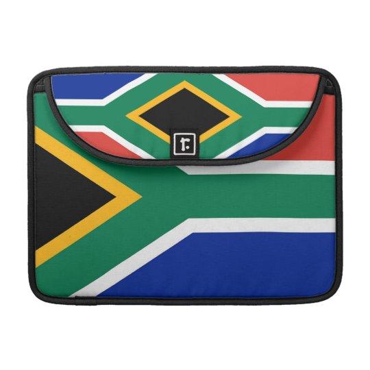 South African Flag Rickshaw Flap Sleeve
