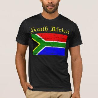 South African flag shirt