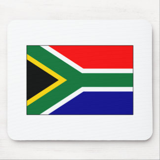 South African Flag T-shirts and Gifts Mouse Mat