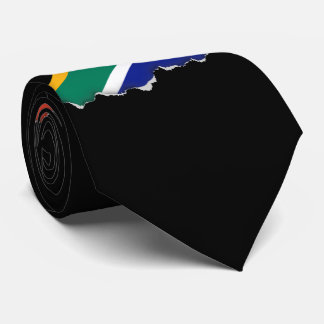 South African Flag Tie