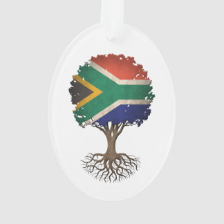 South African Flag Tree of Life Customizable