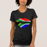 South African Kiss Theme T Shirt