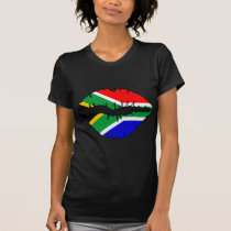 South African Kiss Theme T-Shirt