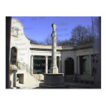 South African Memorial Delville Wood, Somme Post Card