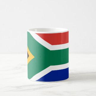South African National Flag Coffee Mug