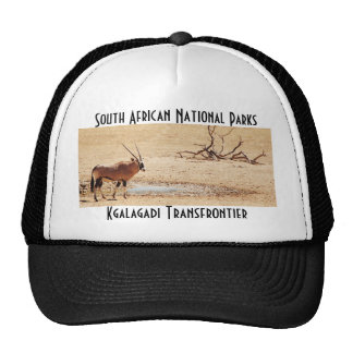 South African National Parks hats & caps