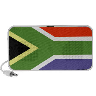 South African peace flag Travel Speakers