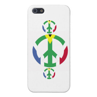 South African peace sign Case For iPhone SE/5/5s
