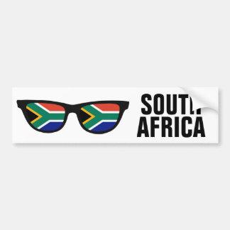 South African Shades custom bumpersticker Bumper Sticker