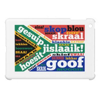 South African slang and colloquialism Case For The iPad Mini
