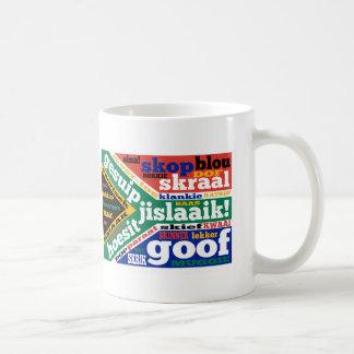 South African slang and colloquialism Mug