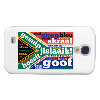South African slang and colloquialisms Samsung Galaxy S4 Covers