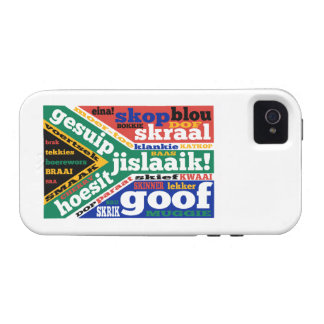 South African slang and colloquialisms Case-Mate iPhone 4 Cover