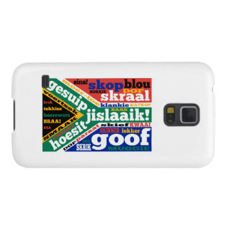 South African slang and colloquialisms Galaxy S5 Cover