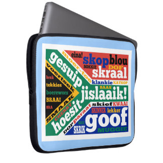 South African slang and colloquialisms Laptop Computer Sleeves