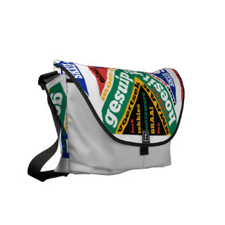 South African slang and colloquialisms Courier Bag