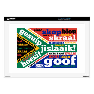 South African slang and colloquialisms Decals For Laptops