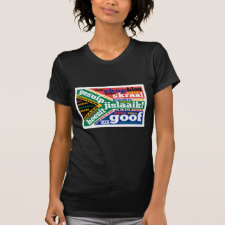 South African slang and colloquialisms Tshirt
