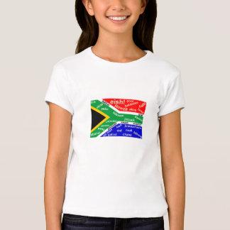 South African Slang Kids' T-Shirt - Customizable