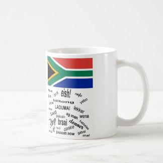 South African Slang Mug