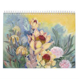 South African Theme Calendar