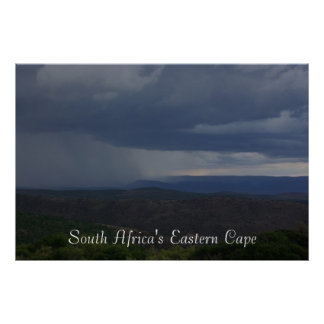 South Africa's Eastern Cape Print