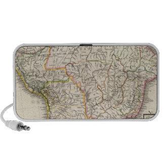 South America 10 Mini Speaker