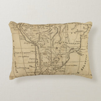South America 12 Accent Pillow