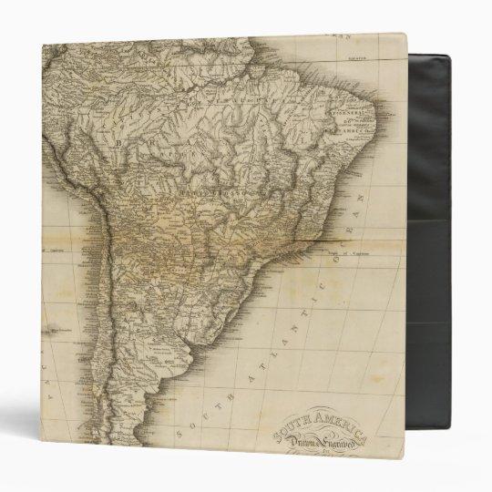 South America 13 Binder