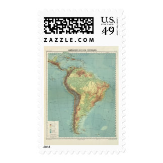 South America 14 Postage Stamp