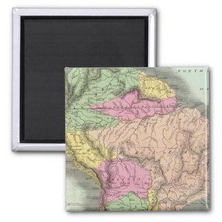 South America 15 Magnet