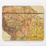 South America 15 Mouse Pad