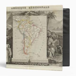 South America 16 Binder